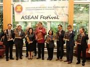 Imágenes de Vietnam sobresalen en Fiesta de ASEAN en Canadá