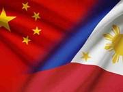 China y Filipinas acelerarán proyectos de cooperación