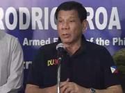 """Filipinas: Duterte dice """"no"""" a negociaciones con terroristas"""