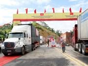 Abren vía especializada para transporte de mercancías en puerta fronteriza entre Vietnam y China