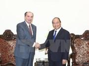 Premier de Vietnam recibe al canciller brasileño