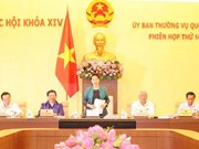 Comité Permanente del Parlamento vietnamita inicia XIV reunión