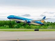 Vietnam Airlines ajusta horarios de vuelos a Taiwán por tifón Talim