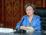 Tailandia promueve comercio con Camboya, Laos, Myanmar y Vietnam