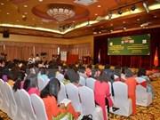Promueven cooperación entre organizaciones femeninas de Vietnam y Camboya