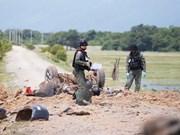 Emboscada en Tailandia deja un muerto y 20 heridos