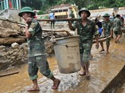 Tailandia ayuda a vietnamitas afectados por inundaciones