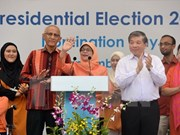 Vietnam felicita a presidenta electa de Singapur