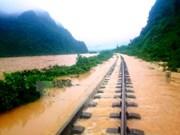 Vietnam sufre las primeras consecuencias del tifón Doksuri