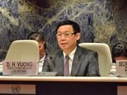 Vietnam y UNCTAD fortalecen nexos de cooperación