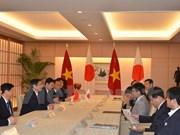 Vietnam y Japón intensifican cooperación económica