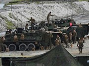 Filipinas y Estados Unidos realizarán ejercicios antiterroristas
