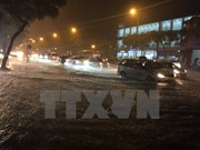 Vietnam Airlines reanuda vuelos a localidades afectadas por tifón Doksuri