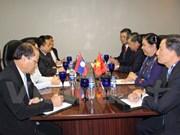 Vietnam intensifica nexos legislativos con Laos, Tailandia y Camboya