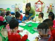 Wooribank Vietnam financia proyecto de modernización de escuelas en Bac Giang