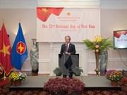 Conmemoran la Fiesta Nacional de Vietnam en Estados Unidos