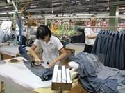 Exportaciones de confecciones textiles de Vietnam alcanzarán 30,5 mil millones de dólares