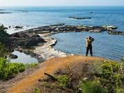 Isla de Ly Son prevé convertirse en un destacado sitio de turismo geomorfológico