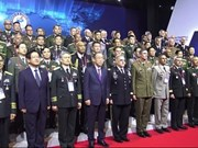 Participa Vietnam en la Conferencia de Jefes de Ejércitos del Pacífico