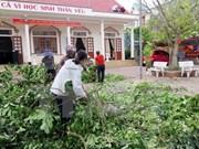 Hanoi ayuda a las víctimas del tifón Doksuri en la región central