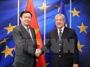 Vicepremier de Vietnam cumple agenda apretada en Bélgica