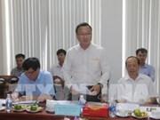 Vietnam coopera con grupo alemán Bosch en seguridad vial