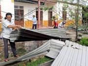 Recaudan fondos a favor de personas afectadas por desastres naturales en Vietnam