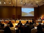 Sesiona en Hanoi Foro de Corredores Económicos de gran subregión del Mekong