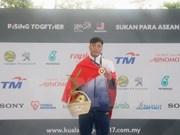 Vietnam conquista más medallas en ASEAN Para Games