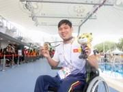 Vietnam establece nuevos récords en ASEAN Para Games