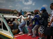 Tailandia recibe tres millones de turistas extranjeros en agosto