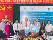 Australia ayuda a Vietnam en capacitación de recursos humanos calificados