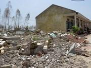 Vietnam proporciona arroz a las víctimas del tifón Doksuri