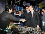 Aldea de la ASEAN abre sus puertas en Ciudad Ho Chi Minh