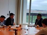 Delegación de Confederación de Trabajadores de Vietnam visita Estados Unidos