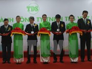 Grupo japonés inaugura fábrica de solenoides en Vietnam