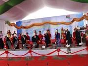 Inician construcción del Parque Industrial Thang Long Vinh Phuc
