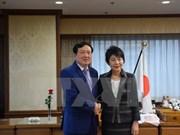 Robustecen lazos Vietnam- Japón en reforma judicial