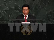 ASEAN debe fortalecer la solidaridad, según vicepremier vietnamita