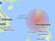 Terremoto sacude el sur de Filipinas