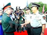 Vietnam y China construyen una frontera pacífica, estable y amistosa