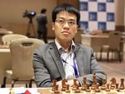Ajedrecista vietnamita Le Quang Liem, campeón en juegos asiáticos bajo techo