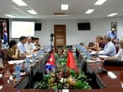 Sindicatos vietnamita y cubano renuevan lazos tradicionales de amistad