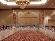Diputados vietnamitas examinan borrador de enmienda a ley de representaciones diplomáticas en extranjero