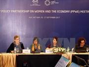 APEC premia a las empresarias destacadas del Asia Pacífico