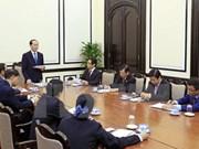 Presidente de Vietnam destaca desempeño del Consejo Consultivo de Negocios del APEC