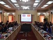 Dong Thap y Champasak acuerdan cooperación multisectorial