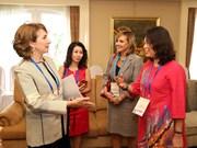 Celebran en Vietnam diálogo público-privado del APEC sobre mujer y economía