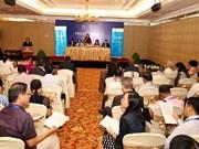Economías miembros del APEC adoptan declaración sobre mujer y economía