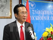 Asamblea Nacional de Camboya desea impulsar cooperación con Vietnam
